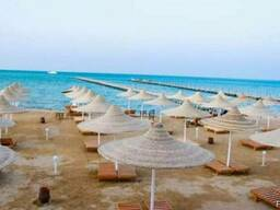 Apartaments in Captain Resort Hurghada