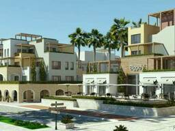 Apartments by installment in Hurghada in Sahl Hashish