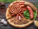 Big Variety of Sausages