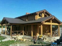 Wood house - фото 2