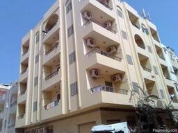 A 5-storey house for sale in Hurghada