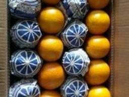 Апельсин Валенсия из Египта - фото 2
