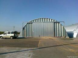 Arch buildings - hangars - photo 1
