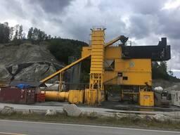 Б/У асфальтный завод Lintec CSD 1500/4 120 т/ч, 2009 г. в. - фото 6