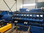 Б/У газовый двигатель MWM TCG 2020 V20, 2000 Квт, 2018 г. в. - фото 4