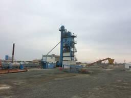Б/У стационарный асфальтный завод Benninghoven TBA- 200 - фото 2