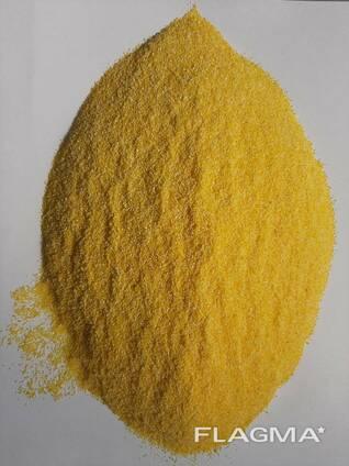 Corn grits 101, 108, corn flour