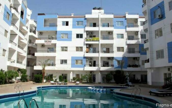 Cozy 1 bedroom in Hurghada Compound Lotos Apartment