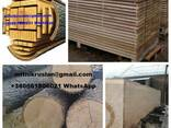 Дубовая Обрезная доска oak board - фото 1