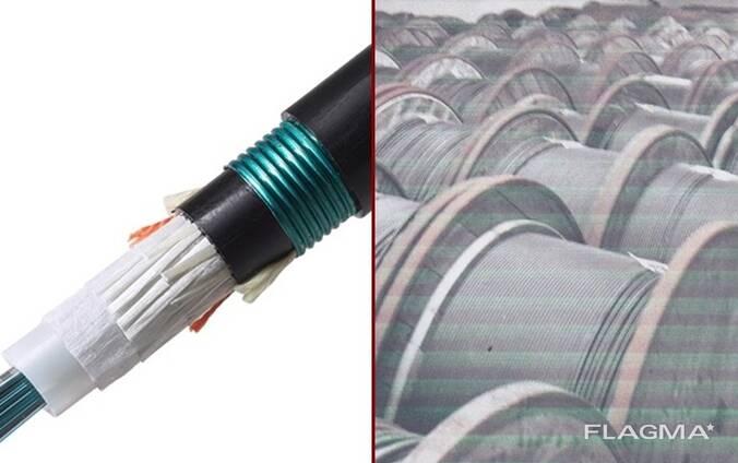 Lucent USA ITU-T G.655 216 Fibers 480 km (8 Eur/meter)