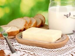 Creamy sweet butter/ Масло сливочное натуральное ГОСТ