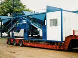 Мобильный Бетонный завод SUMAB K-80 (80 м3/час) Швеция - фото 2