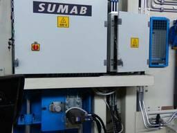 Мобильный вибропресс для больших изделий SUMAB F-12 Швеция - фото 8