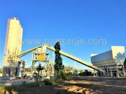 MVS130S Stationary Concrete Batching Plant - photo 4