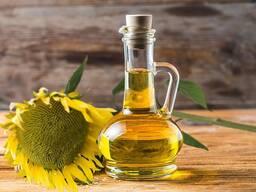 Подсолнечное масло раф и не рафинированное