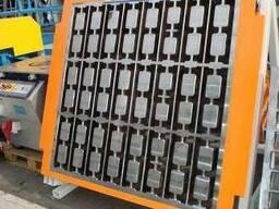 Пресс-формы для блок-машин Hess, Poyatos, Masа, Zenith.