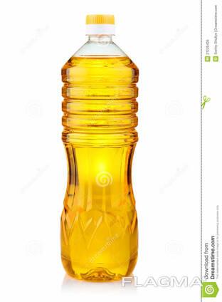 Продам Масло подсолнечное рафинир фасованное 1,3,5и18л Экспо