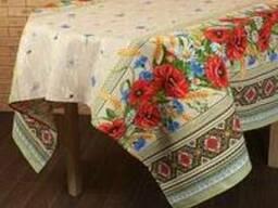 Скатерти, полотенца в украинском стиле - фото 4
