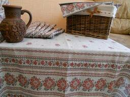Скатерти, полотенца в украинском стиле - фото 5