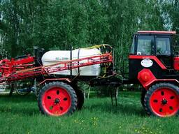 Sprayer self-propelled high-clearance L-3000