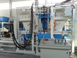 Стационарная блок-линия (вибропресс) Sumab R-500 автомат - фото 4