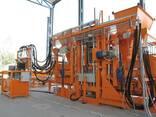 Блок-машина для производства тротуарной плитки R-1000 - фото 2