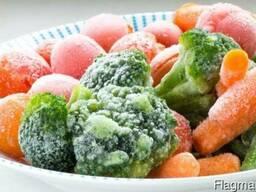 Замороженные ягоды, фрукты, овощи. Frozen berries, fruits, v - фото 3